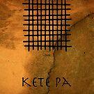 Kete Pa Adinkra Symbol by GrimalkinStudio