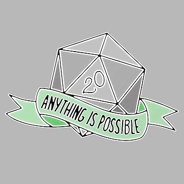 Anything is Possible DND by Blue906