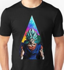 Vegeto blue Unisex T-Shirt