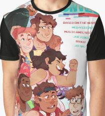 BMC - NYC and Broadway cast poster Graphic T-Shirt