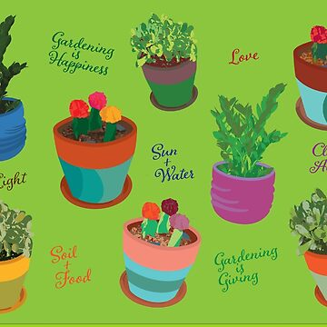 A recipe for gardening by ConsilienceCo