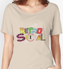 Retrosexual Women's Relaxed Fit T-Shirt