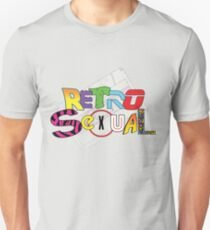 Retrosexual Unisex T-Shirt