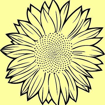 Sunflower by LoraMaze