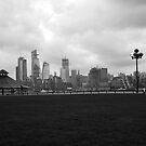 The New New York Skyline by pmarella