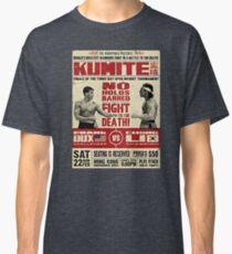 Kumite Fight Poster Classic T-Shirt