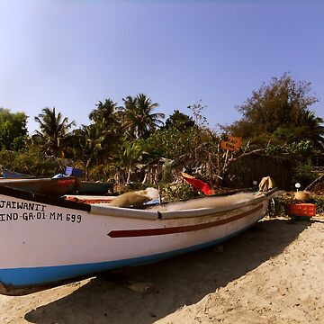 Goa, India by leizure