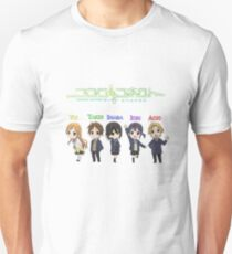Kokoro Connect Chibi Shirt T-Shirt