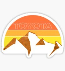 Toyota Trail Sticker