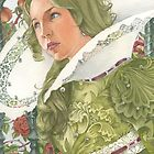 Cherchez la femme by Masha Kurbatova