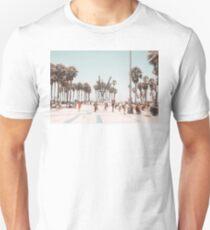 Venice Beach Boardwalk Unisex T-Shirt