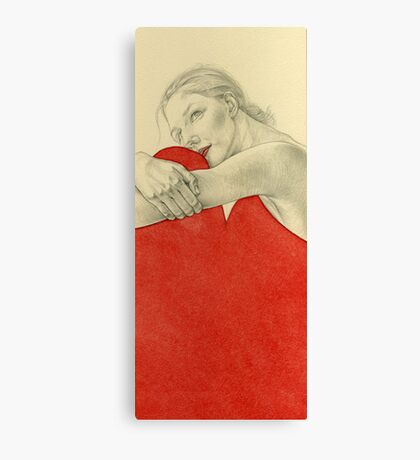 Nadia Canvas Print