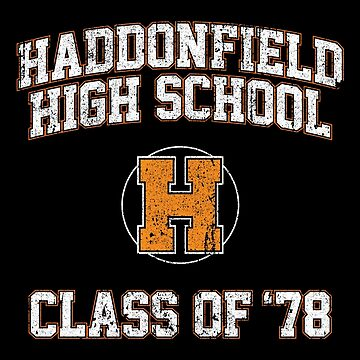 Haddonfield High School Class of '78 by huckblade