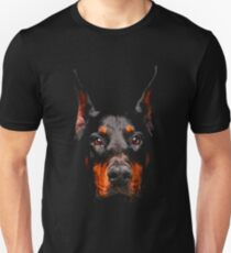 The Doberman Unisex T-Shirt