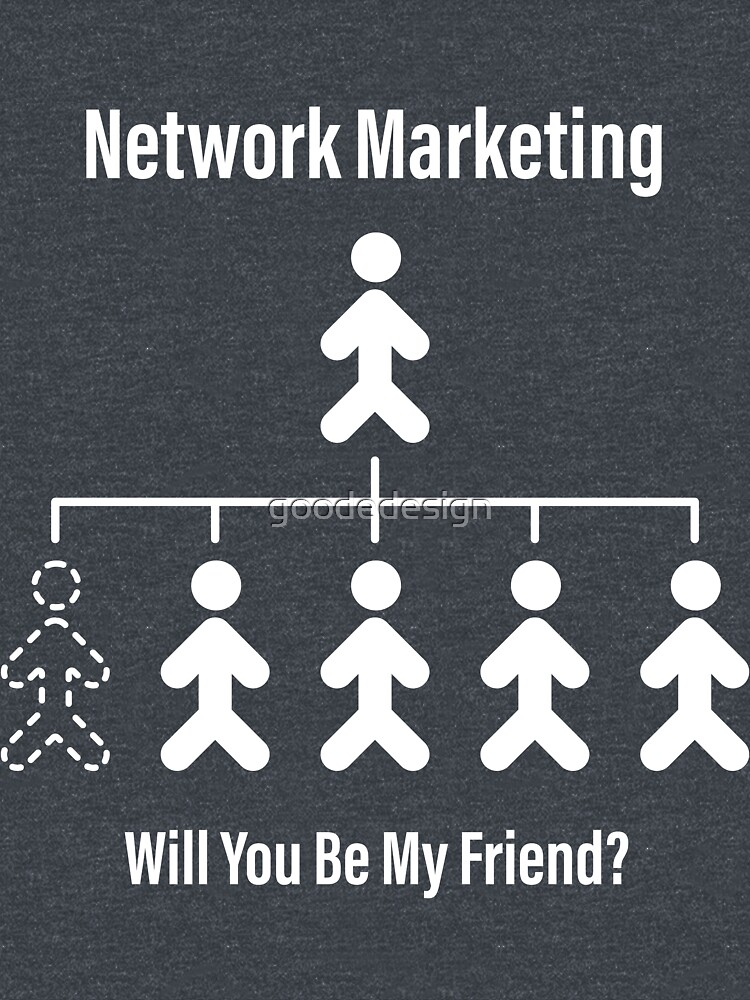 Network Marketing MLM Amway  by goodedesign