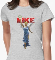 Nike Goddess of Victory Women's Fitted T-Shirt