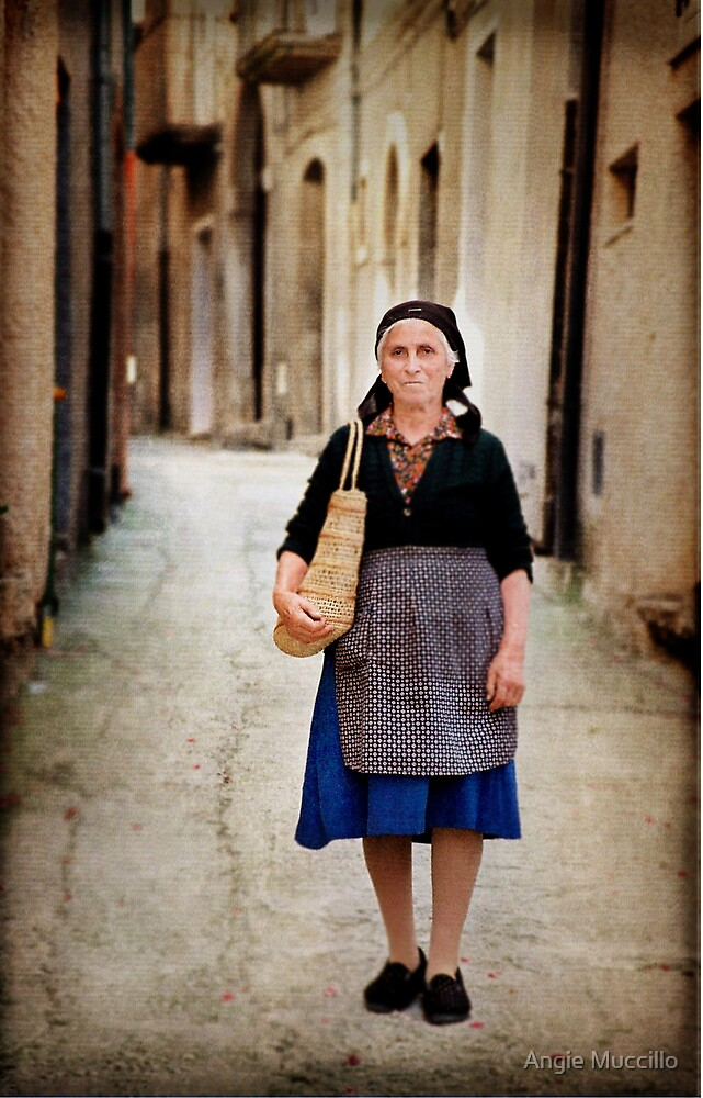 Signora by Angie Muccillo