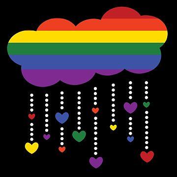 It's Raining Love 02 by xAmalie