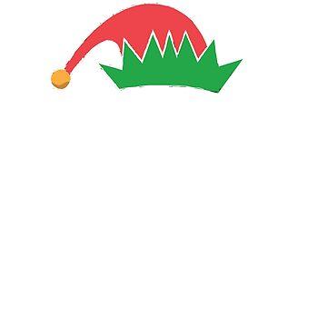 Elf Squad T-shirt, Christmas Shirts, Christmas Shirts For Men, Christmas Tshirt, Funny Christmas Tshirt, Christmas Elf Shirts, Mens Christmas Shirt by mikevdv2001