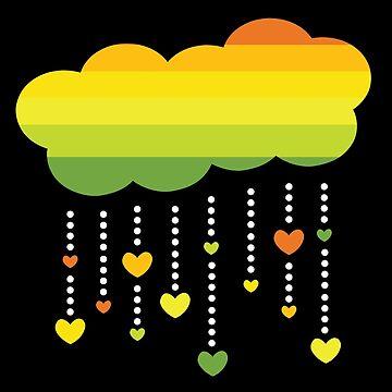 It's Raining Love 04 by xAmalie