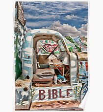Salvation Truck Poster