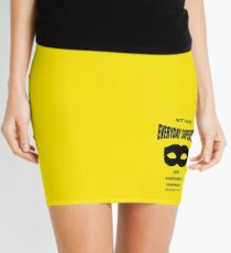 Not Your Everyday Superhero Mini Skirt