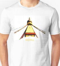 Nepal Unisex T-Shirt