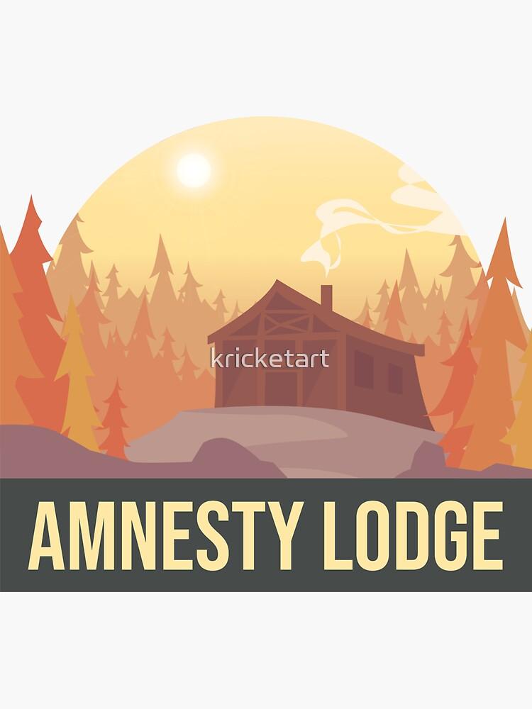 TAZ: Amnesty Lodge by kricketart