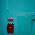 Auto Detail #1 by Josef Grosch
