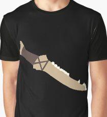 First Blade Graphic T-Shirt
