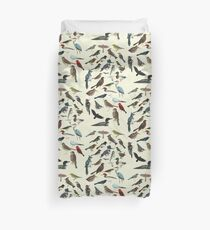 Bird Fanatic Duvet Cover