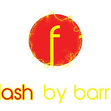 Flash by Barry by DrawingMaurice