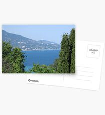 Yalta and Bear Mountain Postcards