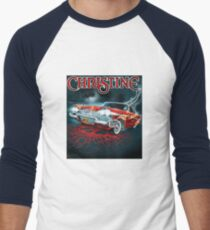 Christine Men's Baseball ¾ T-Shirt