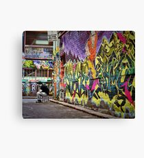 Gallery Open Canvas Print