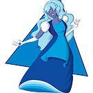 Sapphire by AthenaVictoria
