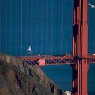 Golden Gate Bridge #3 by Josef Grosch