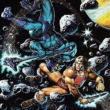 Masters of the Universe by CreativeSpero