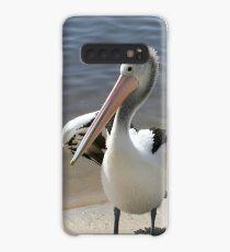 Pelican Pair Case/Skin for Samsung Galaxy