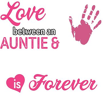The Love Between An Auntie And Nephew Is Forever by berryferro