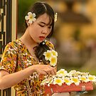Faces of HoiAn 02 by Werner Padarin