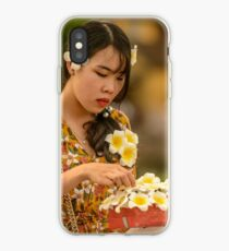 Faces of HoiAn 02 iPhone Case