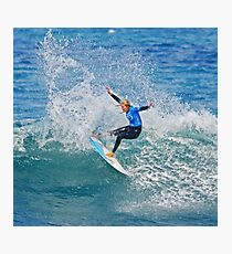 Roll on Rip Curl Pro Photographic Print