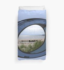 Tranquility ~ From Here To Eternity Duvet Cover