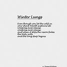 Winter Lungs  by James Watson