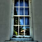 Windows of Their Minds - - Beechworth Lunatic Asylum - The HDR Experience by Philip Johnson