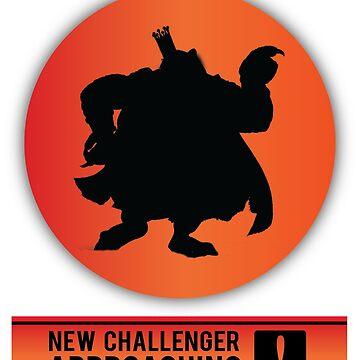 King K Rool Super Smash Bros Ultimate SSBU by Mrmasterinferno