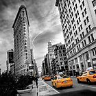 Flatiron Building - NY by Xpresso