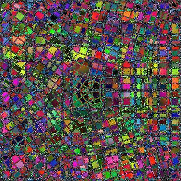 Chaos of Colours by MarkUK97