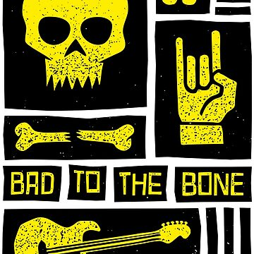 bad to the bone by MoSt90